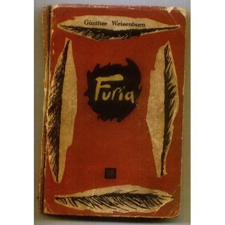 Gunther Weisenborn FURIA [antykwariat]