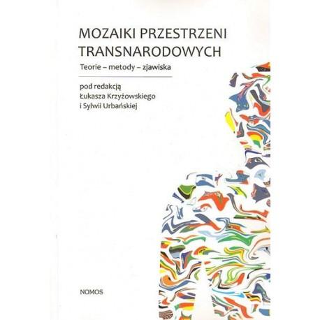 MOZAIKI PRZESTRZENI TRANSNARODOWYCH. TEORIE - METODY - ZJAWISKA Łukasz Krzyżowski, Sylwia Urbańska