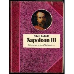 Alfred Liebfeld NAPOLEON III [antykwariat]