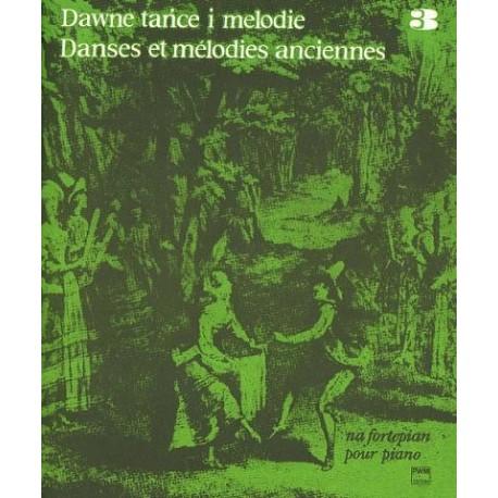 DAWNE TAŃCE I MELODIE NA FORTEPIAN. CZĘŚĆ 3 Jan Hoffman, Adam Rieger