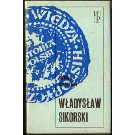 Roman Wapiński WŁADYSŁAW SIKORSKI [antykwariat]