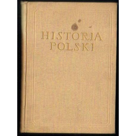 HISTORIA POLSKI TOM II CZĘŚĆ II: 1795-1831 [antykwariat]