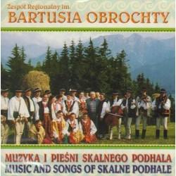 Zespół Regionalny im. Bartusia Obrochty MUZYKA I PIEŚNI SKALNEGO PODHALA [antykwariat]