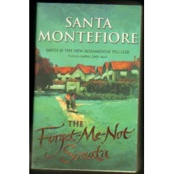 Santa Montefiore THE FORGET-ME-NOT SONATA [antykwariat]
