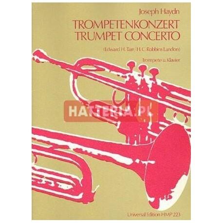 Joseph Haydn TROMPETENKONZERT [antykwariat]