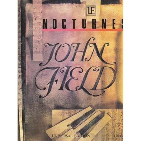 John Field 17 NOCTURNES [antykwariat]