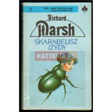 Richard Marsh SKARABEUSZ IZYDY [antykwariat]