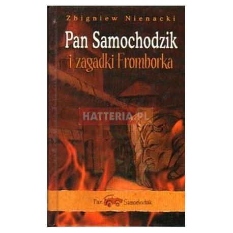 Zbigniew Nienacki PAN SAMOCHODZIK I ZAGADKI FROMBORKA [antykwariat]