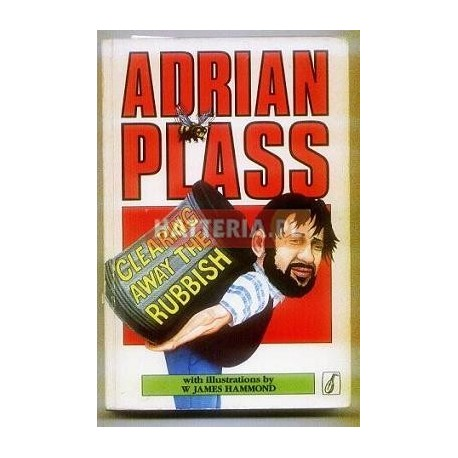 Adrian Plass CLEARING AWAY THE RUBBISH [antykwariat]