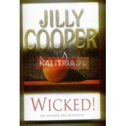 Jilly Cooper WICKED! [antykwariat]