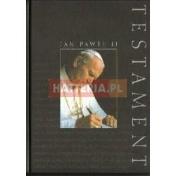 JAN PAWEŁ II. TESTAMENT [antykwariat]