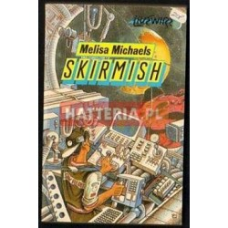 Melisa Michaels SKIRMISH [antykwariat]