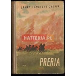 James Fenimore Cooper PRERIA [antykwariat]