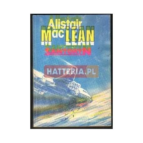 Alistair MacLean SANTORYN [antykwariat]