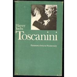 Harvey Sachs TOSCANINI [antykwariat]