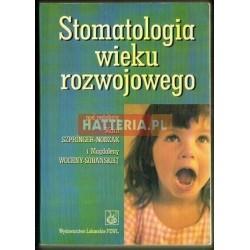 Maria Szpringer-Nodzak, Magdalena Wochna-Sobańska (red.) STOMATOLOGIA WIEKU ROZWOJOWEGO [antykwariat]