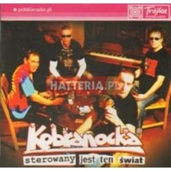 Kobranocka STEROWANY JEST TEN ŚWIAT [płyta CD używana]