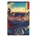 Utagawa Hiroshige WIRY W NARUTO W PROWINCJI AWA [pocztówka]