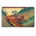 WIOSENNY WIDOK ANNAKA Utagawa Hiroshige [pocztówka]