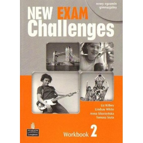 JĘZYK ANGIELSKI. NEW EXAM CHALLENGES 2. WORKBOOK