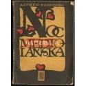 Alfred Łaszowski NOC MEDIOLAŃSKA [antykwariat]