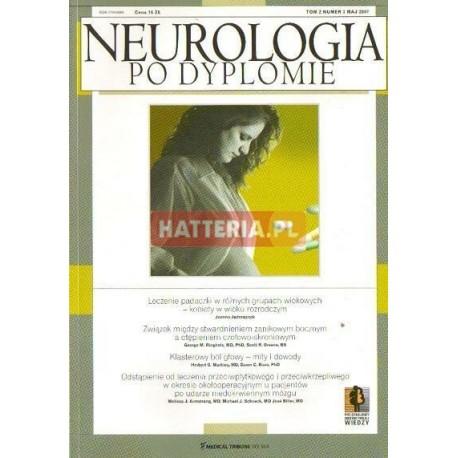 NEUROLOGIA PO DYPLOMIE. TOM 2 NR 3. MAJ 2007 [antykwariat]