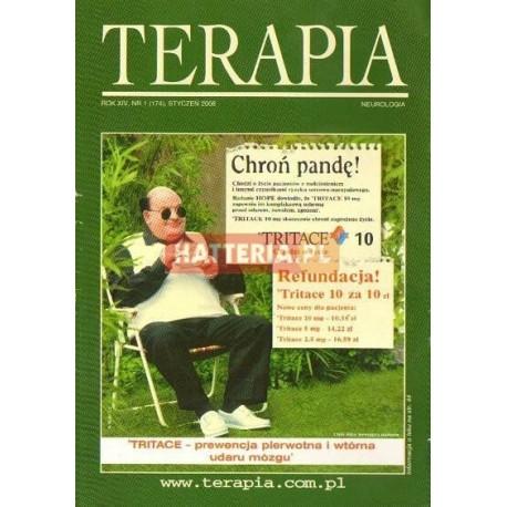 TERAPIA. NEUROLOGIA. ROK XIV, NR 1 (174). STYCZEŃ 2006 [antykwariat]