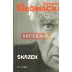 Janusz Głowacki SKRZEK [antykwariat]