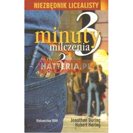 Jonathan During, Hubert Hering 3 MINUTY MILCZENIA [antykwariat]