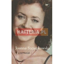 Joanna Szczepkowska 4 CZERWCA [antykwariat]