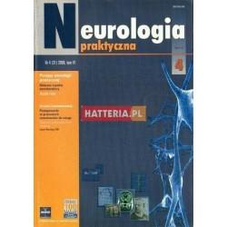 NEUROLOGIA PRAKTYCZNA. NR 4 (31) 2006. TOM 6 [antykwariat]