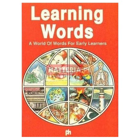 Colin Clark LEARNING WORDS. A WORLD OF WORDS FOR EARLY LEARNERS [antykwariat]