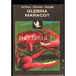 Arthur Conan Doyle GŁĘBINA MARACOT [antykwariat]