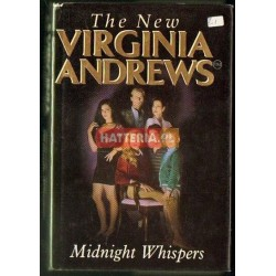 Virginia Andrews MIDNIGHT WHISPERS [antykwariat]