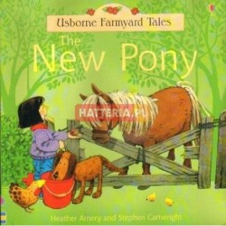 Heather Amery THE NEW PONY [antykwariat]