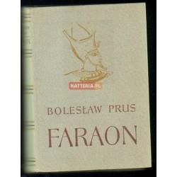 Bolesław Prus FARAON [antykwariat]
