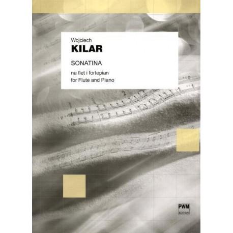 SONATINA NA FLET I FORTEPIAN Wojciech Kilar