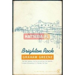Graham Greene BRIGHTON ROCK [antykwariat]