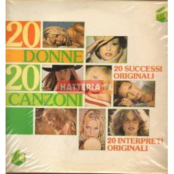 20 DONNE 20 CANZONI [płyta winylowa używana]