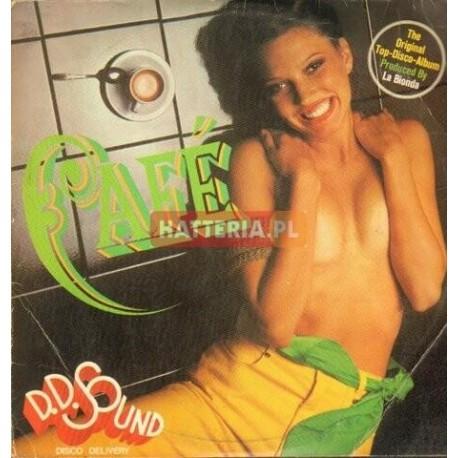 D.D. Sound Disco Delivery CAFE [płyta winylowa używana]