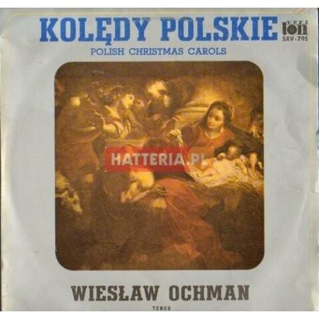 Wiesław Ochman KOLĘDY POLSKIE [płyta winylowa używana]