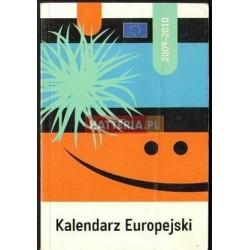 KALENDARZ EUROPEJSKI 2009-2010 [antykwariat]