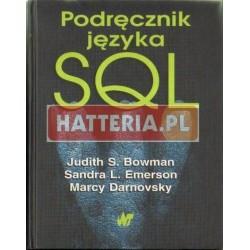PODRĘCZNIK JĘZYKA SQL [antykwariat]