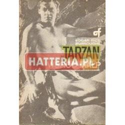 Edgar Rice Burroughs TARZAN WŚRÓD MAŁP [antykwariat]