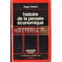 Roger Dehem HISTOIRE DE LA PENSEE ECONOMIQUE [antykwariat]