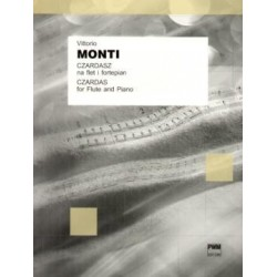 CZARDASZ NA FLET I FORTEPIAN Vittorio Monti