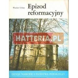 Wacław Urban EPIZOD REFORMACYJNY [antykwariat]