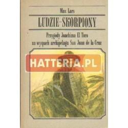 Max Lars LUDZIE-SKORPIONY [antykwariat]
