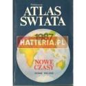 POLITYCZNY ATLAS ŚWIATA 1987. NOWE CZASY [antykwariat]