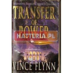 Vince Flynn TRANSFER OF POWER [antykwariat]